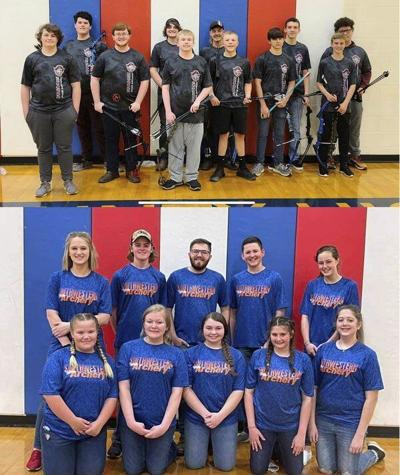 Pulaski County boys crowned state archery runners-up: Southwestern mixed team of boys and girls place third in boys state standings