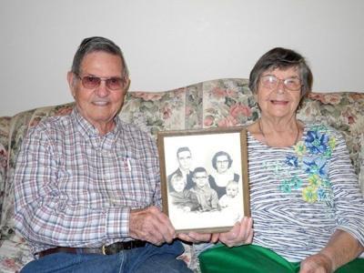 Burnside couple celebrates 72nd wedding anniversary