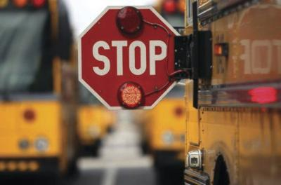 Goforth bill would require cameras to catch school-bus passing violators