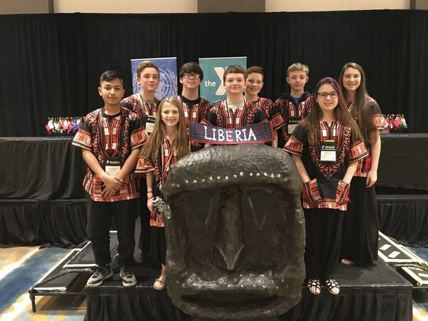 Northern Middle School Attends KUNA Conference in Louisville