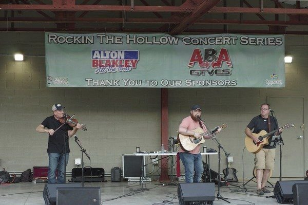 Four more dates on this year's 'Rockin' the Hollow' lineup