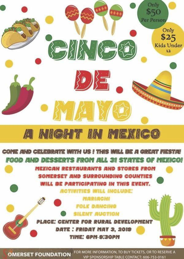 Cinco de Mayo festival brings a bit of Mexico to Pulaski County