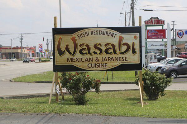East meets west: Wasabi Express offers Japanese, Mexican food in same menu