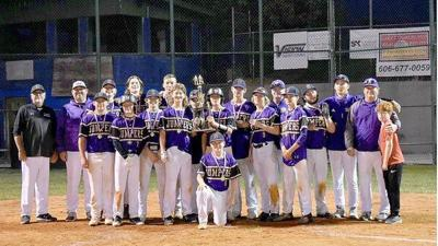 Meece Middle Baseball wins 12th Region