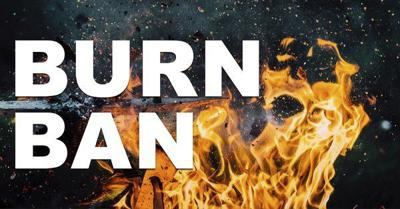Burn ban now in effect for Pulaski County