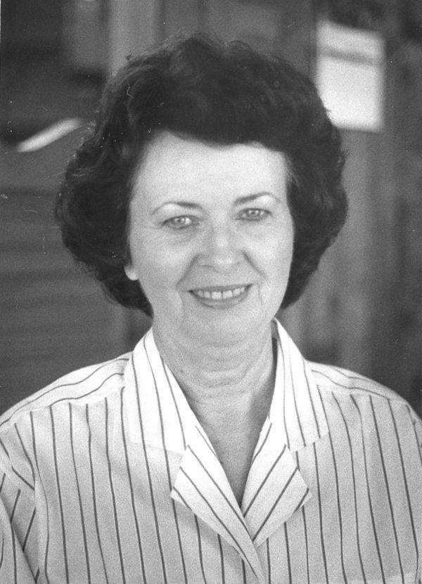 Norma Adams Edges Viley Blackburn To Become City Attorney In 1970