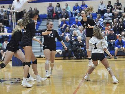 Local volleyball will be strong as always