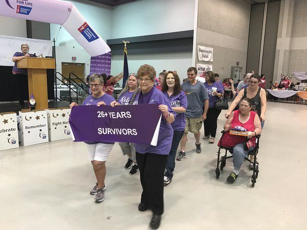 American Cancer Society Relay For Life starts Friday