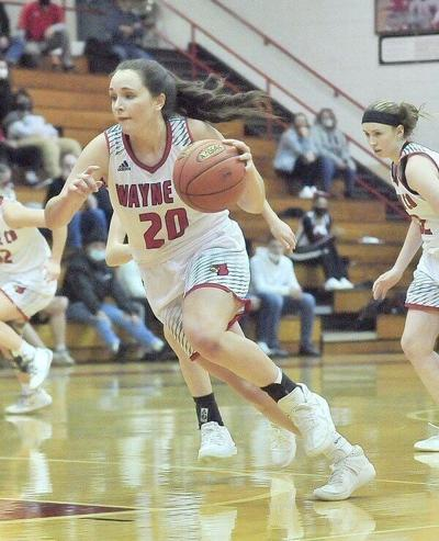 Macey Blevins is named Citizens Bank Athlete of the Week