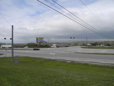 Right of way acquisition for cloverleaf underway