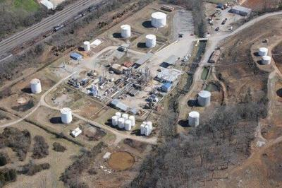 Soybeans may keep refinery alive