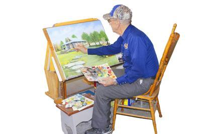 Beloved Kentucky Artist Fred Thrasher Issues Final Print After 37 Year Career News Somerset Kentucky Com