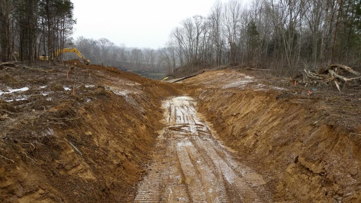 Trout anglers paradise is being built below dam news for Fish hatchery ky