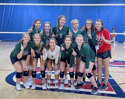 Somerset Christian volleyball wins Camp Tourney