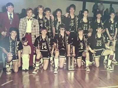 The 1974 Pulaski County Maroons' District Tourney title started it all