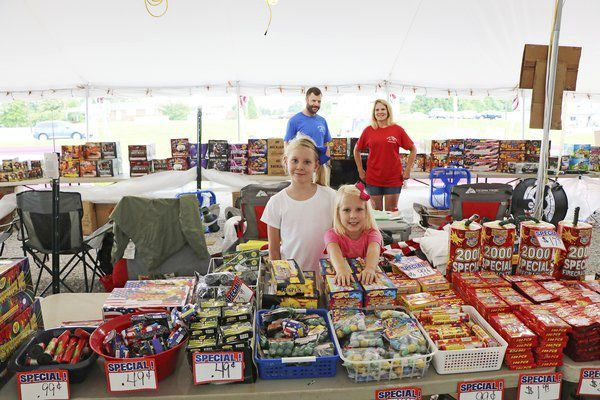 B&B Fireworks and the Williams family keepsFourth of July booming
