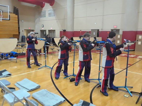 Challenge Accepted By Southwestern High School JROTC Precision and Sporter Rifle Team