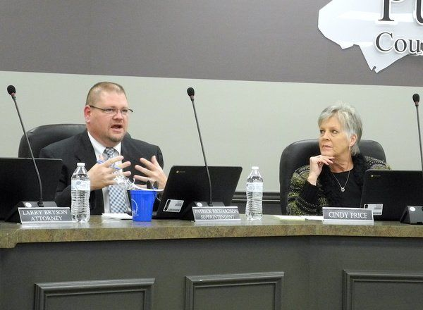 Price is new chair of Pulaski Board of Education