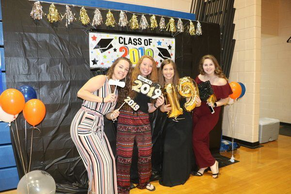 SWHS College Signing Day for class of 2019