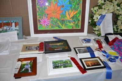 Homemakers compete in cultural arts competition