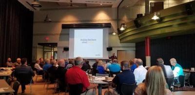 SPEDA hosts inaugural Industrial Leaders Breakfast at SCC