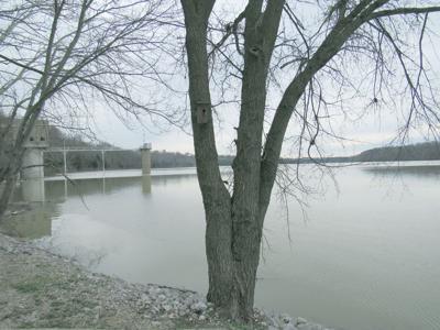 Lake Levels Dropping