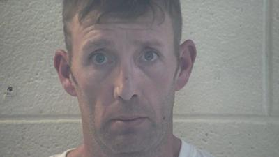 Two-vehicle accident leads to arrest