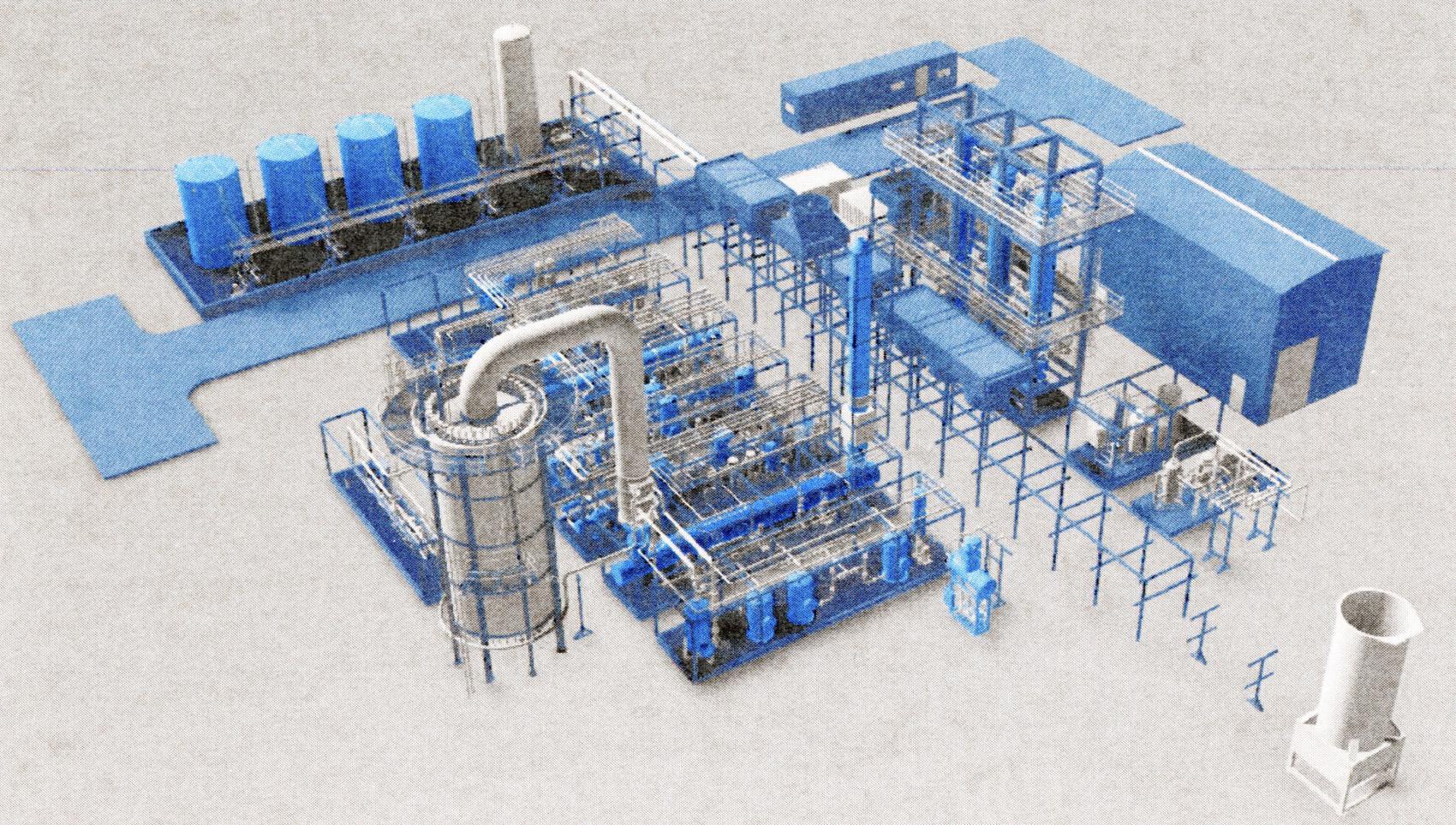 Engineering underway for GTL plant