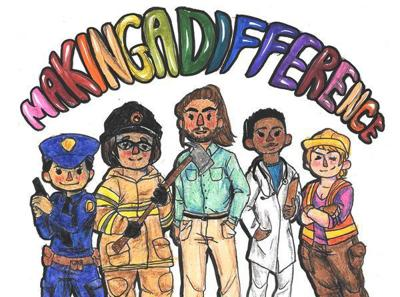 Meece Middle student wins poster contest