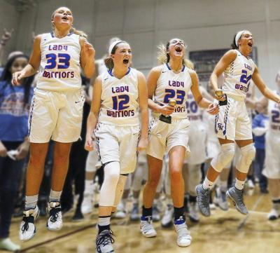 Lady Warriors' Foundation of Four