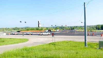 Ky. 80- Ky. 461 intersection