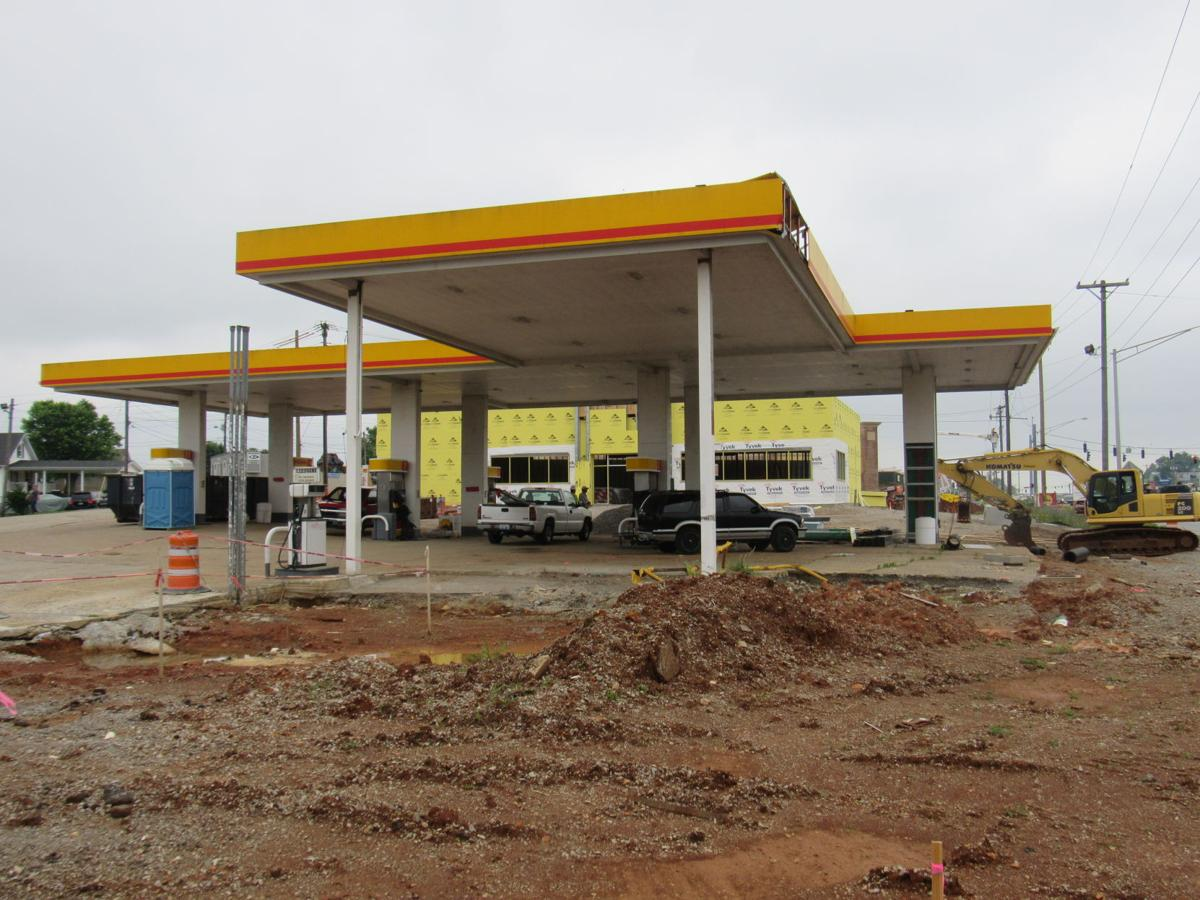 Convenience Store Construction : Circle k convenience center rising quickly news