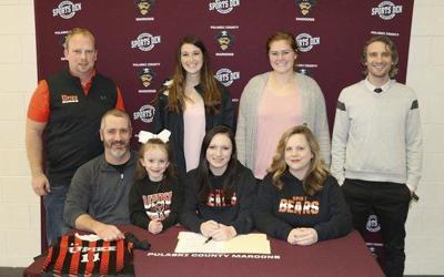 Ashlynn Pennington signs with University of Pikeville