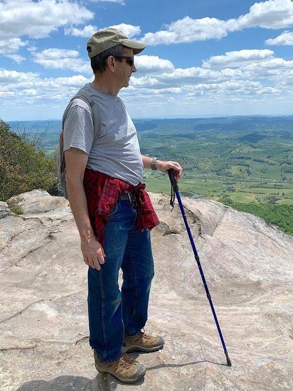 <i>Hiking for Health</i>