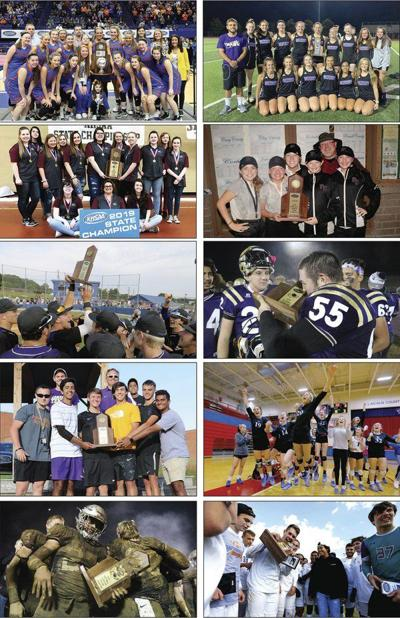 Our Great Year in Sports