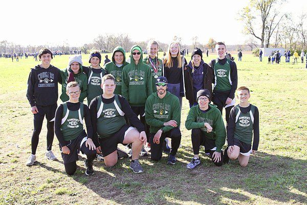 Somerset Christian harriers fare well at KCAA State
