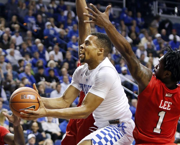 Kentucky Basketball Outlasts Auburn 5 Things To Know: Briscoe Helps No. 1 Kentucky Outlast Illinois State 75-63