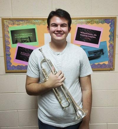 Adam Wilson, SWHS Percussion Ensemble selected for high performance honors