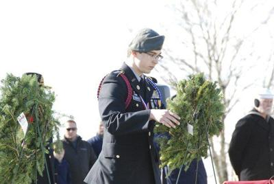 Wreaths Across America scheduled for December 15