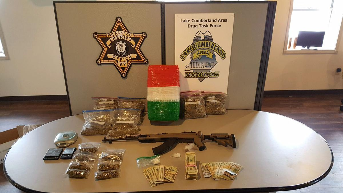 Joint operation leads to marijuana bust | News | somerset