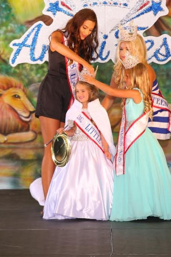 Eubank 5-year-old wins national Little Miss U.S. title
