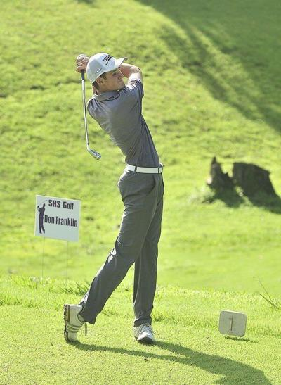 Kannon Tucker places second in SHS Golf Invitational
