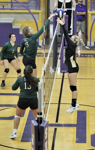 Cougars win first cross-townmatch