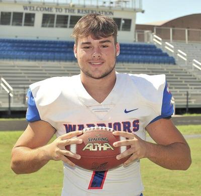 Tanner Wright named Citizens Bank Athlete of the Week