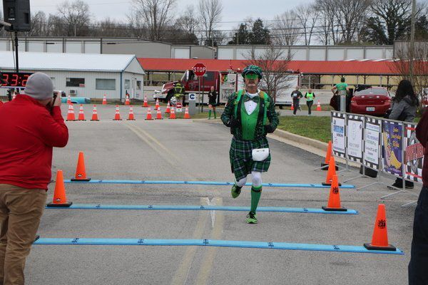 Shamrock Shuffle a lucky break from virus stress