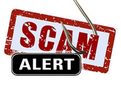 Sheriff issues scam alert
