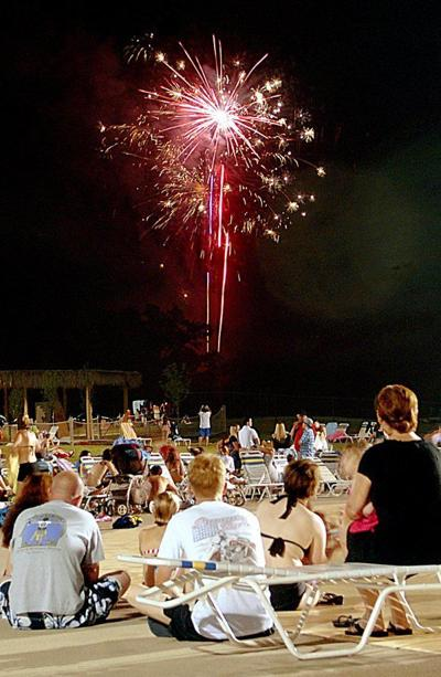 Fourth of July explodes with events this weekend