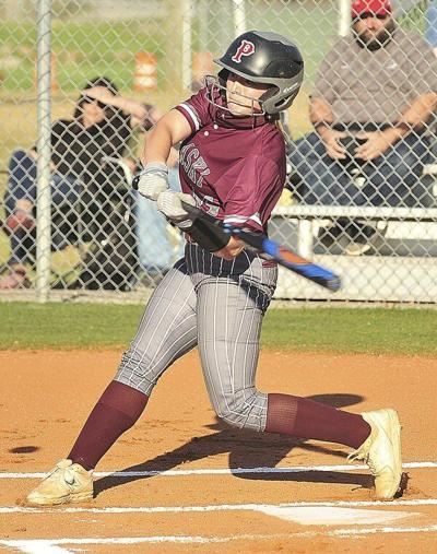 Lady Maroons rally late to stay perfect in district