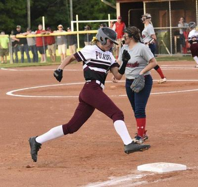 Lady Maroons start slow in loss to Rock