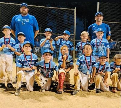Lake Cumberland All-Stars finish runner-up